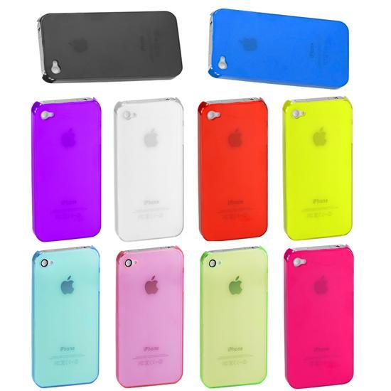 iphone 4 cases schutzh llen in verschiedenen farben nur 9 95 computerservice hattingen. Black Bedroom Furniture Sets. Home Design Ideas