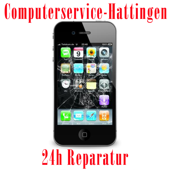 iphone reparatur 4 4s 3g 3gs computerservice hattingen. Black Bedroom Furniture Sets. Home Design Ideas